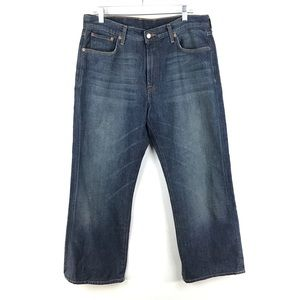 Lucky Brand Men's 34 X 28 Short Classic Fit Jeans